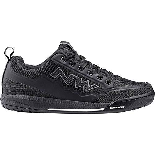Northwave Clan MTB Dirt Fahrrad Schuhe schwarz 2020: Größe: 46