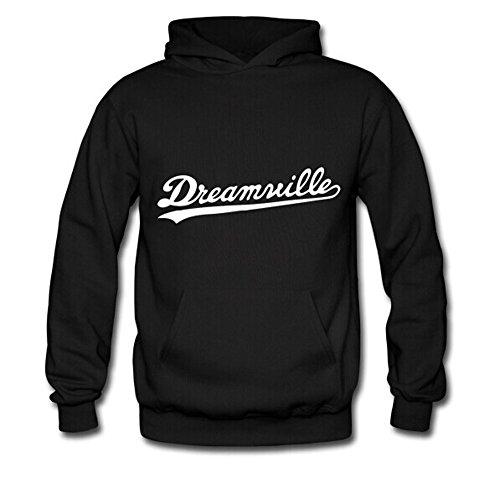 (CosDaddy ® Dreamville Unisex Damen Herren Sweatshirts Pullover Outlet Hoodie Kapuzenpullover Cosplay Kostüm (XL, 1))