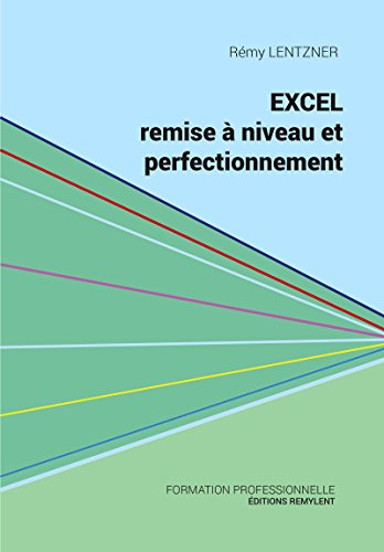 Excel, remise à niveau et perfectionnement: Pour aller plus loin dans votre utilisation d'Excel (Informatique du quotidien)