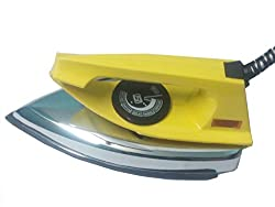 Pintron Stylo Dry Iron (Yellow)