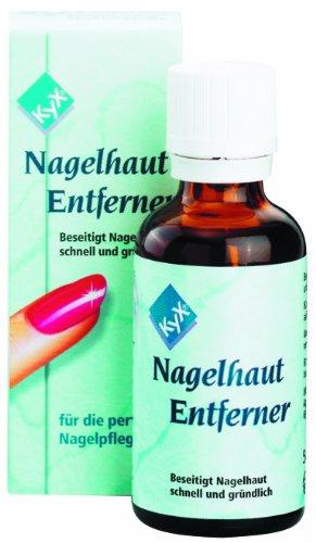Kyx Nagelhautentferner 50 ml, 2er Pack (2 x 50 ml) Nagelhautentferner