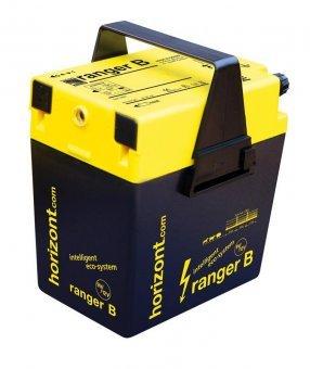 Horizont 10555 Elektrozaungerät -Ranger B- Batteriegerät Weidezaungerät 9/12 Volts, farblos
