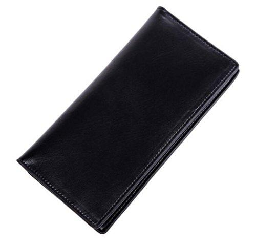 Herren Geldbörsen Clutch Bags Mode Taschen Geldbeutel Business Taschen Große Geldbörsen Geburtstag Geschenke,Black-OneSize -