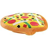 Gazechimp Sombrero de Broma Diseño con Pizza Decoración de Fiesta de Halloween de Disfraces Regalos para Niños Accesorio de Traje de Cosplay
