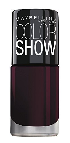 Maybelline Color Show Bright Sparks, Molten Maroon 702, 6ml  available at amazon for Rs.110