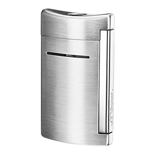 st-dupont-minijet-lighter-brushed-chrome