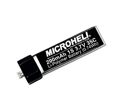 35C 3.7V 200mAh LiPo Battery, Heli