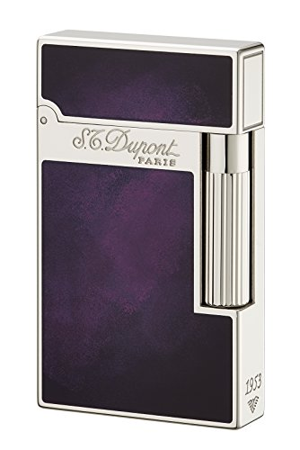 st-dupont-16260-lighter-line-2-chinese-laquer-purple