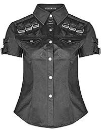 75bd2244ee11bd Suchergebnis auf Amazon.de für: gothic bluse - Punk Rave: Bekleidung