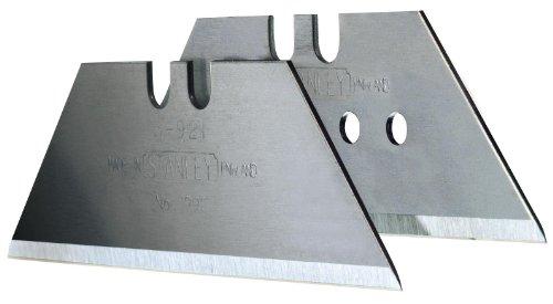 Stanley Trapezklinge 1992 (ohne Lochung, 0,65 mm Klingenstärke, 62 mm Klingenlänge) 10X10 pack, 6-11-921 (Bessey-box Cutter)