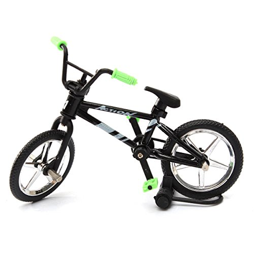 KINGSO 4.4'' Mini vélo Mountain Functional Finger Cross Bike BMX /Model Toy Collection Hobby