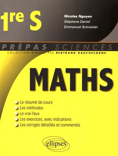 Mathematiques - Premire S