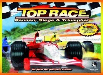Pegasus Spiele 51850G - Top Race (Formel E-brettspiel)