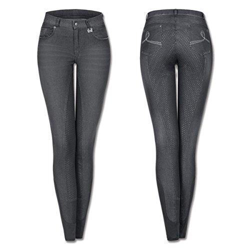 WALDHAUSEN ELT Jeans-Reithose Hope, silbergrau, 38
