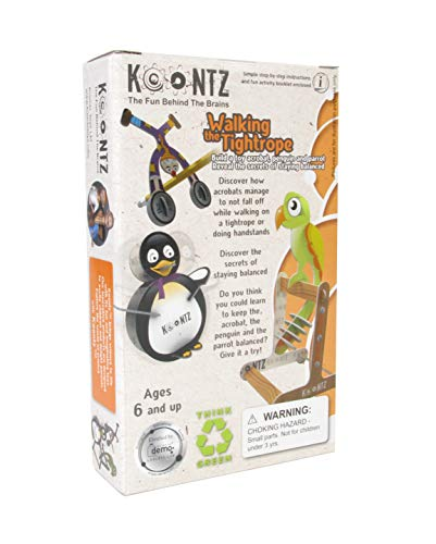 American Educational Products 6-30015 Koontz Walking The Tightrope
