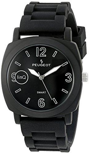 peugeot-bluetooth-smart-connectedal-quarzo-orologio-in-metallo-e-gomma-colore-nero-modello-lq1001bk