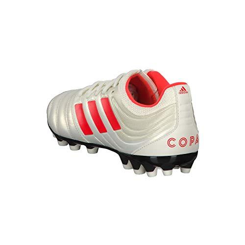 separation shoes 81dee 48da9 adidas Copa 19.3 AG Initiator - Off White Solar Red Core Black   F35776    FOOTY.COM