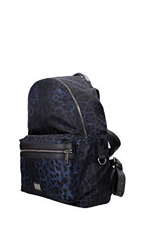 BM1263AL11389853 Dolce&Gabbana Sac à dos Homme Tissu Noir Noir