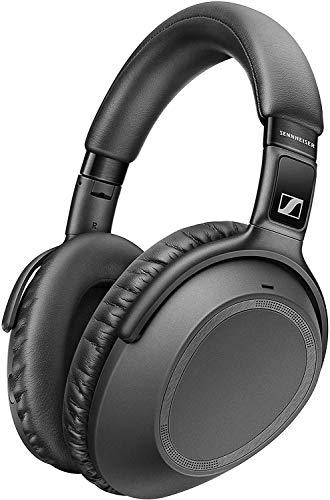 Sennheiser PXC 550-II Wireless Kopfhörer mit Alexa, Geräuschunterdrückung und Smart-Pause-Funktion - Schwarz thumbnail