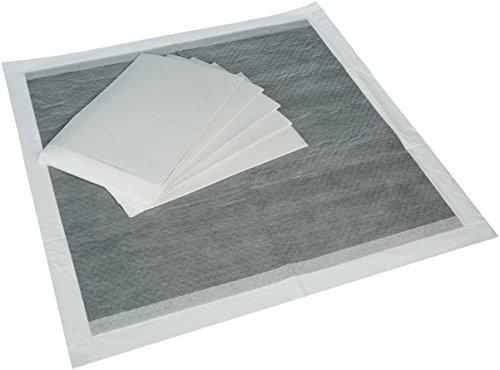 AmazonBasics Lot de 120tapis de propreté en carbone pour chiots, normal