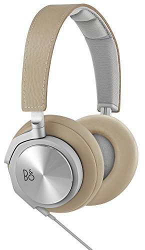 B&O PLAY by Bang & Olufsen BeoPlay H6 seconde generation Casque Audio Supra-Auriculaires avec commande 3 Boutons