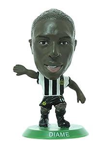 SoccerStarz SOC1138 Newcastle - Kit de hogar clásico