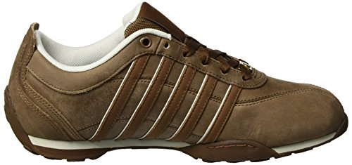 K-Swiss Arvee 1.5, Sneakers Basses Homme Marron (Bison/birch/tobacco Brown)
