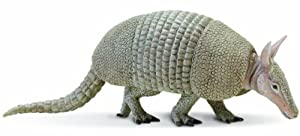 Safari Incredible Creatures Armadillo Figure (japan import)