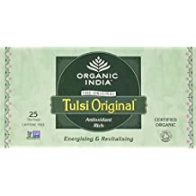 Organic India Tulsi Original Tea - 25 Infusion Tea Bags