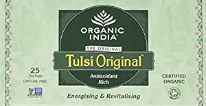 Organic India Tulsi Original Tea - 25 Infusion Tea Bags