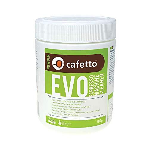 Cafetto | Evo Bio Reinigungspulver für Siebträgermaschinen | 500g
