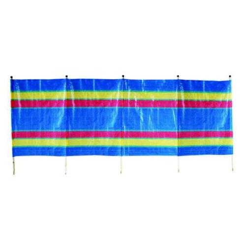 Galleria fotografica Hamble Distribution ltd Redwood bb-wb4000.9x 3m 4-section Wind Break