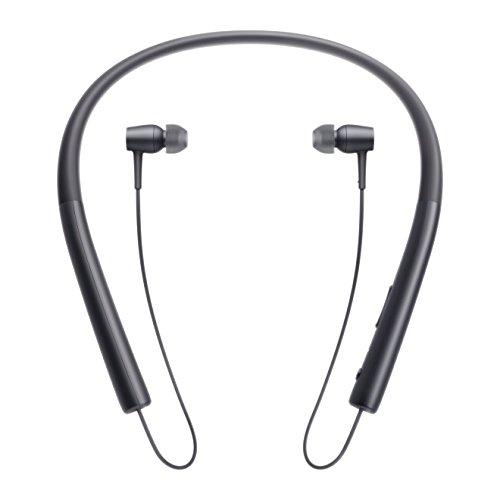 Sony MDR-EX750BT kabelloser High Resolution In-Ohr Kopfhörer (Bluetooth, Head-Set Funktion) kohlschwarz (Sony Ohrhörer Für Ipad)