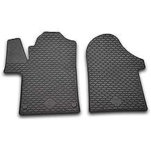 Fußmatten TOP Qualität  MERCEDES VITO VIANO  ab 2003  Gummifußmatten passgenau