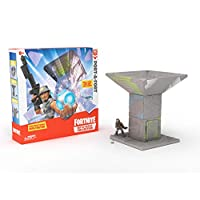 Fortnite 63510 Battle Royale Collection: Port-A-Fort Play Set, Grey