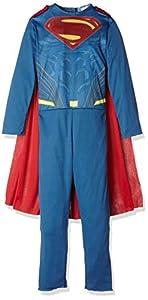 DC Comics - Disfraz de SupermanJustice League para niño, infantil 3-4 años (Rubie