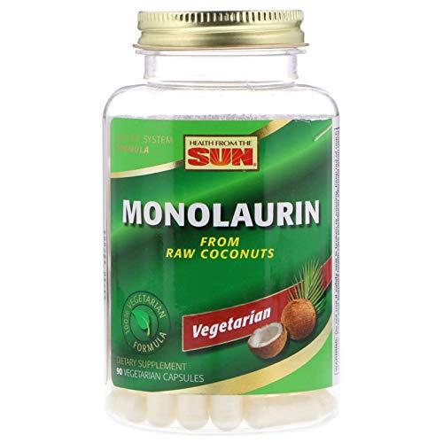 Monolaurin (Vegetarian) 90 vcaps