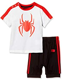 4909f8b68f441 adidas Spiderman Summer Set Jogger