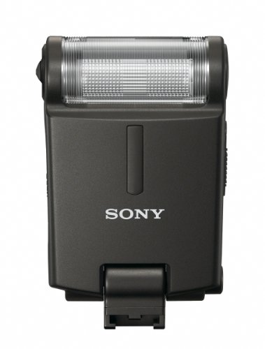 Sony HVLF20AM Kompaktblitz (Leitzahl 20 - 50mm Objektiv, ISO 100)