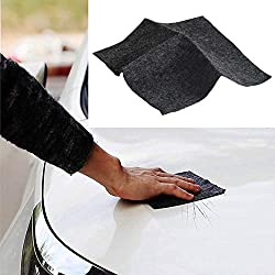 23GUANYI Scratch Remover Cloth,Scratch Repair Polishing Cloth,Car Polisher Eax Polish Paint Protection for Car Care Beauty