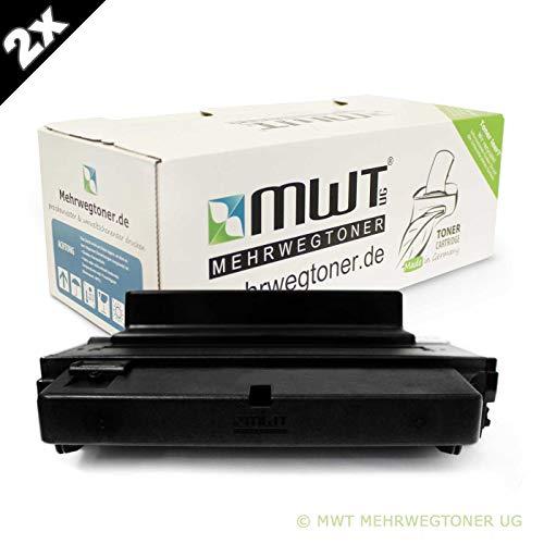 2X Kraft Office Supplies XXL Toner für Xerox Phaser 3600 V EDN Ednm EDM NM B N EDNM ersetzt 106R01371 - Phaser 3600 Laserdrucker
