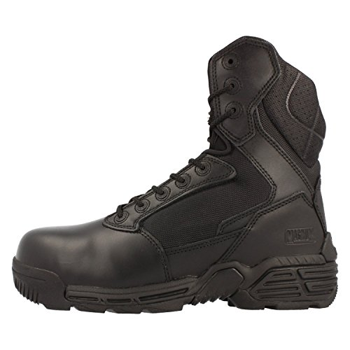 Hi-Tec Stealth Force 8.0 CT CP black Boots Noir - Noir