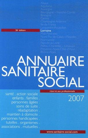 annuaire-sanitaire-social-2007-lorraine