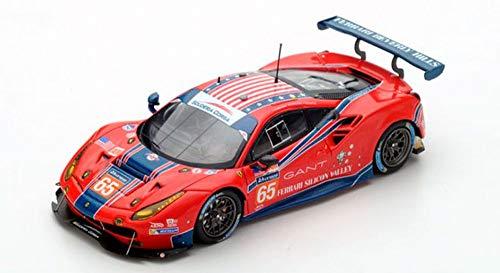 LOOK&SMART Looksmart–Ferrari 488GTE–24H Le Mans usato  Spedito ovunque in Italia