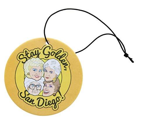 """Preisvergleich Produktbild Golden Girls """"Stay Golden,  San Diego!"""" Air Freshner (SDCC Exclusive)"""