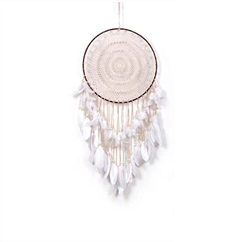 Providethebest Schön Dream Catcher Handmade Big Traumfänger Startseite Ornament Wandbehang Dekorationen für Good Dream