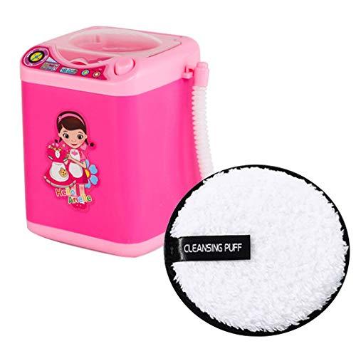 Dtuta Make Up Brush Puff Cleansing Baumwoll Waschmaschinen-Reinigungswerkzeug + Reinigungspulver...