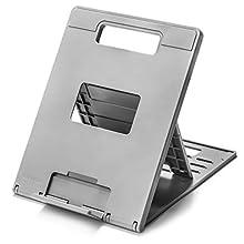 Kensington SmartFit Easy Riser 2.0 Laptop stand for Home Office - Small adjustable laptop desk stand, Portable Laptop Holder (K50421EU)
