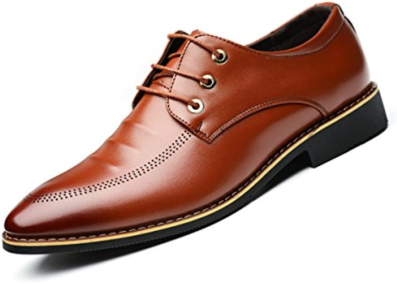 Herrenschuhe Business Dress Herrenschuhe Spitzspitzen Schuhe  Billig und erschwinglich Im Verkauf