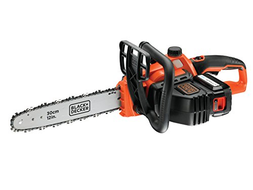 Black+Decker GKC3630L20-QW Elettrosega, al Litio,...